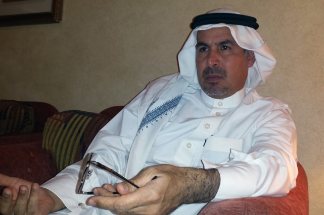 Le père du jeune saoudien chiite, Mohammedal-Nimr,avait appelé... (PHOTO AFP)