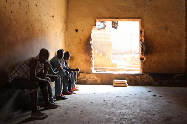 Human Rights Watchdit avoir «constaté que de nombreux... (PHOTO AFP)