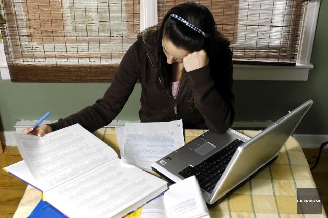 L'anxiété, la dépression et d'autres problèmes de santé... (Jessica Garne, Archives La Tribune)