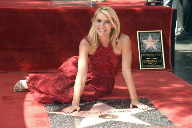 Claire Danes... (Photo Chris Pizzello, AP)