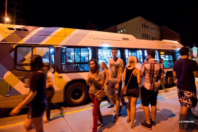 Les étudiants de l'Université de Sherbrooke ne pourront plus étirer leurs... (ARCHIVES, LA TRIBUNE)