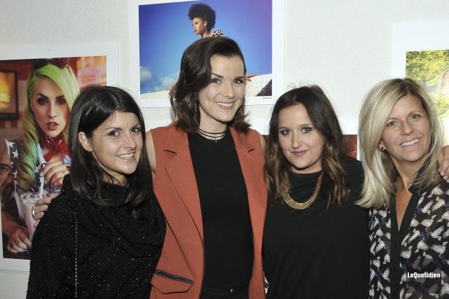 C'était soirée d'ouverture de l'événement mode Panache, hier,... ((Photo Le Quotidien-Rocket Lavoie))