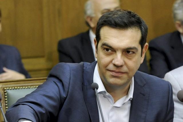 Le premier ministre de la Grèce, Alexis Tsipras.... (PHOTO MICHALIS KARAGIANNIS, REUTERS)