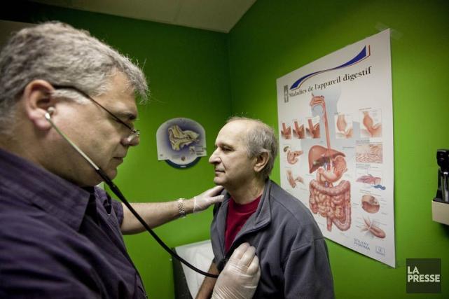 Des gestionnaires du réseau de la santé utiliseraient... (Archives, La Presse)