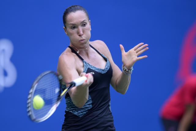 Jelena Jankovic... (Photo AFP)