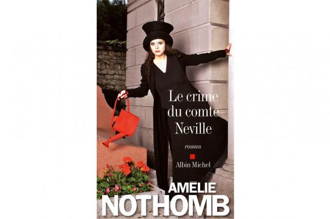 Il ne faut pas chercher l'inédit dans ce nouveau roman d'Amélie Nothomb, mais...