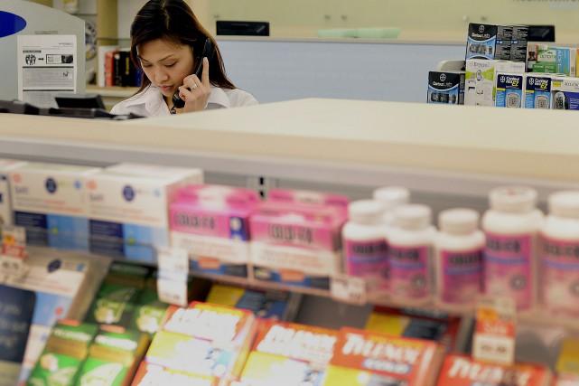 Le Canada pourrait perdre sa capacité à contrôler les prix des médicaments... (PHOTO ARCHIVES BLOOMBERG)