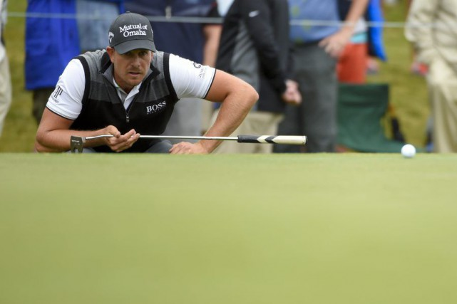 Henrik Stenson... (Photo John David Mercer, USA Today)