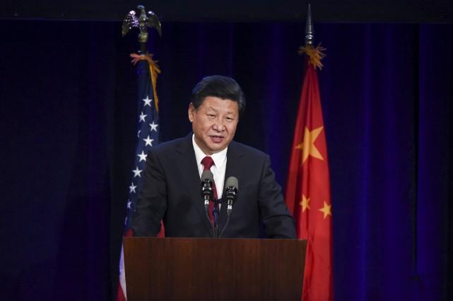 Le président chinois Xi Jinping connaît les États-Unis.... (PHOTO JASON REDMOND, REUTERS)