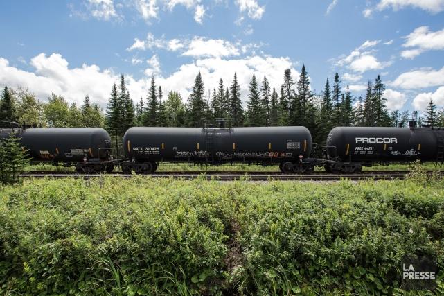 Selon Mme Reimer, Transports Canada prévoit que le... (PHOTO EDOUARD PLANTE-FRÉCHETTE, ARCHIVES LA PRESSE)
