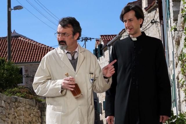 Au départ une douce folie à la Kusturica,... (Fournie par K-Films Amérique)
