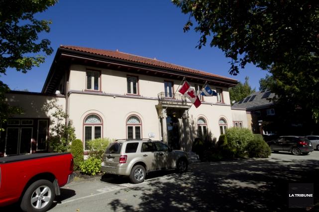 Le Collège régional Champlain compte actuellement trois campus,... (Photo Imacom, René Marquis)