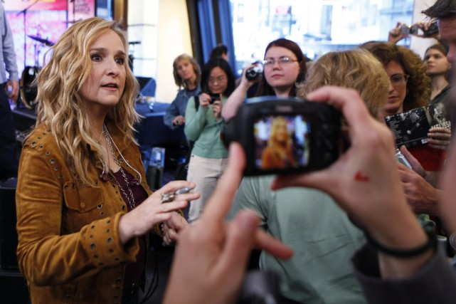 Pour son nouvel album, Melissa Etheridge a décidé... (Photo Lucas Jackson, archives REUTERS)