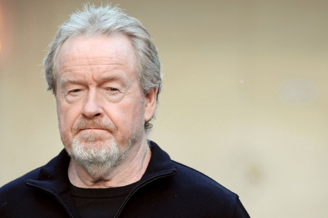 Le réalisateur Ridley Scott... (Photo archives AFP)