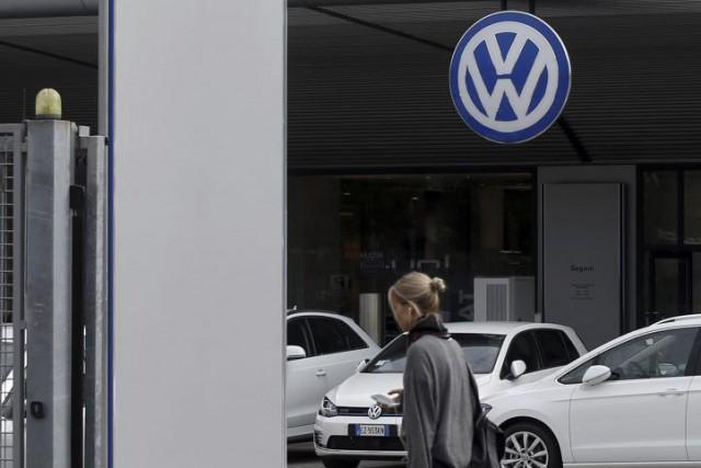 Volkswagen a déjà provisionné 6,5 milliards d'euros (plus... (AP, Luca Bruno)