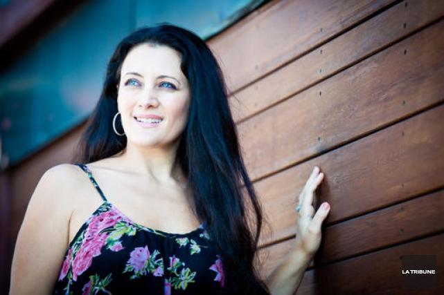 Sur son plus récent album, intitulé Essence, Giorgia... (Imacom, Jessica Garneau)