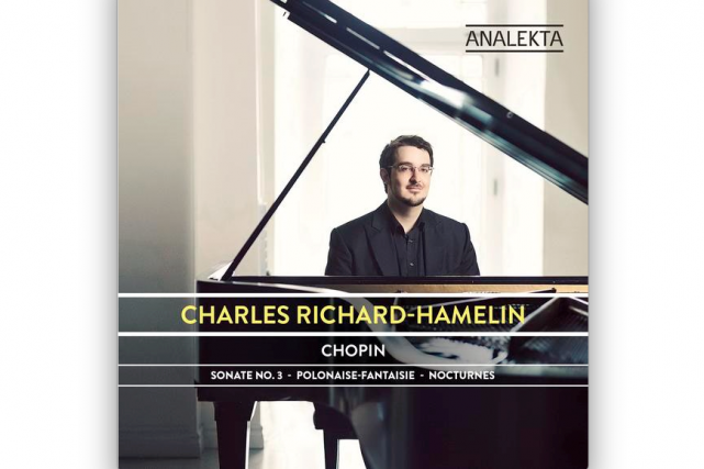 Chopin Charles Richard-Hamelin...