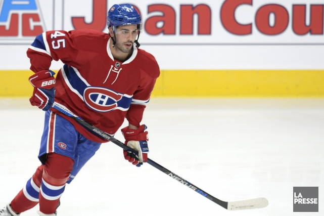 Mark Barberio s'est établi dans la Vieille Capitale, il... (PHOTO ARCHIVES LA PRESSE)