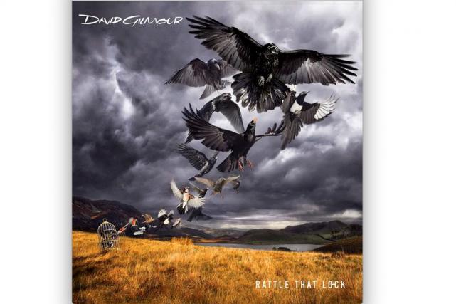 Rattle That Lock David Gilmour...