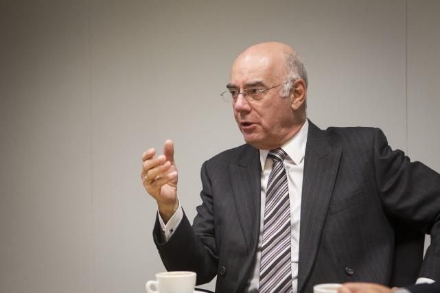Le ministre de l'Économie, de l'Innovation et des... (Archives La Presse)