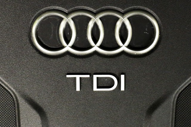 Le constructeur de voitures Audi a annoncé lundi que 2,1 millions de ses... (Photo Associated Press, Markus Schreiber)