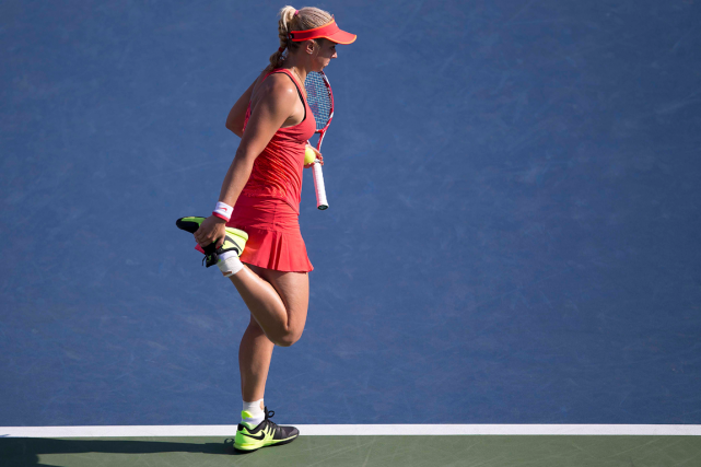 Sabine Lisicki... (Photo Carlo Allegri, Reuters)