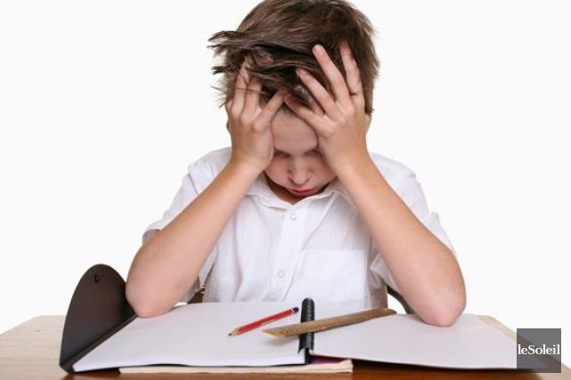 Le stress psychologique ressenti à l'enfance augmente le risque de maladie... (Photothèque Le Soleil)
