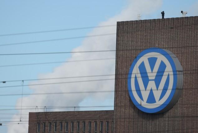 Le constructeur allemand Volkswagen vient d'admettre une vaste supercherie. Le... (Photo AP)