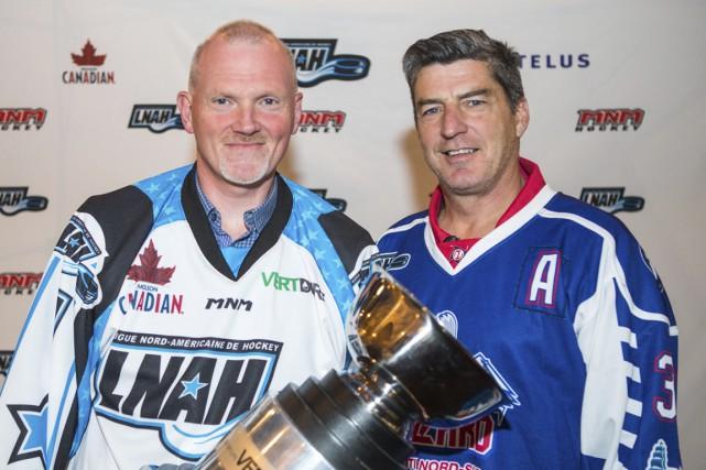 Le commissaire de la Ligue nord-américaine de hockey,...
