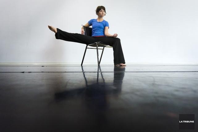 Contrainte à créer un spectacle solo (faute de... (Photo Imacom, Jocelyn Riendeau)