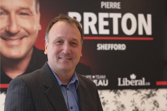 Pierre Breton veut préserver le système de gestion... (photo Alain Dion)