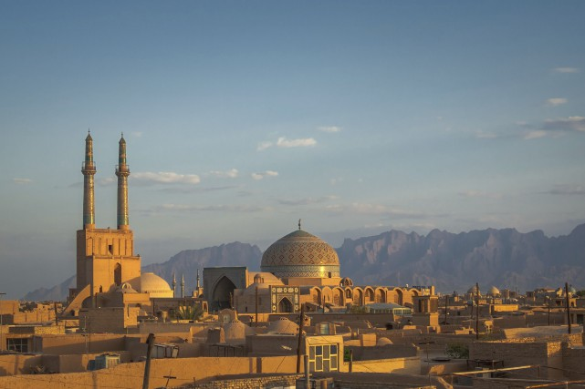Destination culturelle et non balnéaire, l'Iran n'attirera jamais... (Photo Digital/Thinkstock)