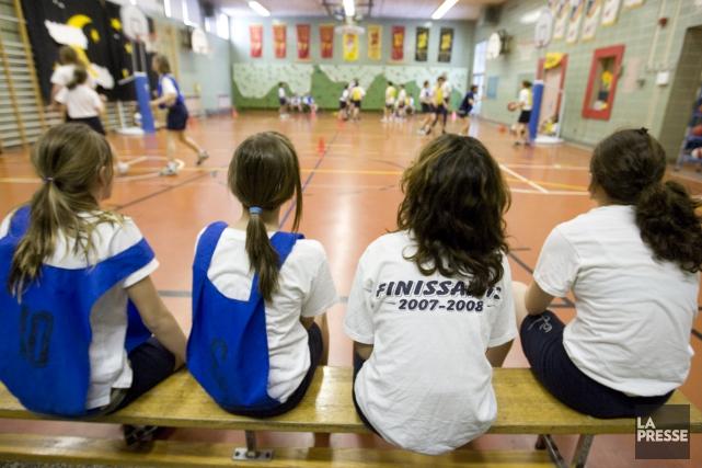 La Fédération des éducateurs et éducatrices physiques enseignants du Québec... (Archives La Presse)