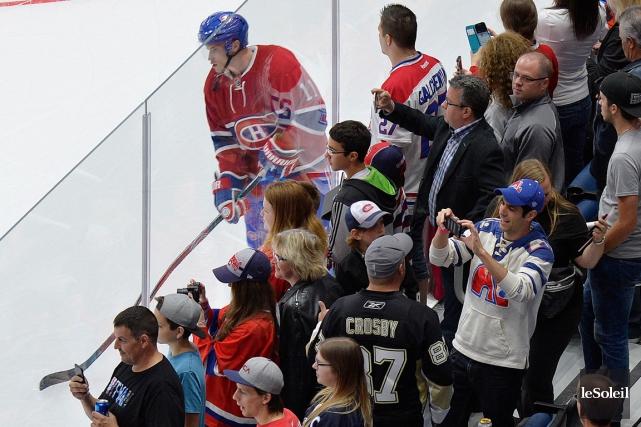 Signe que la rivalité Montréal-Québec est loin de... (Le Soleil)