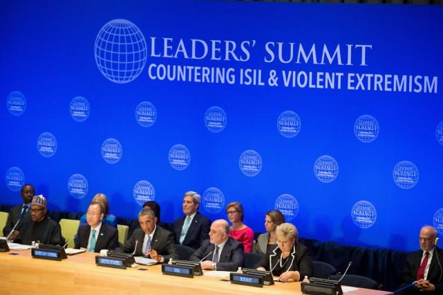 «En Syrie, vaincre l'EI nécessite un nouveau dirigeant»,... (PHOTO ANDREW HARNIK, AP)