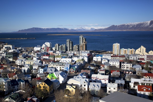 La ville de Reykjavik, en Islande.... (Photo Digital/Thinkstock)