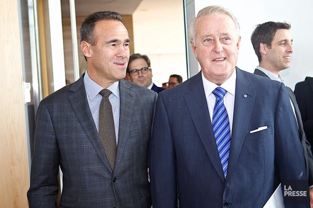 Le président et chef de la direction de... (Photothèque La Presse)