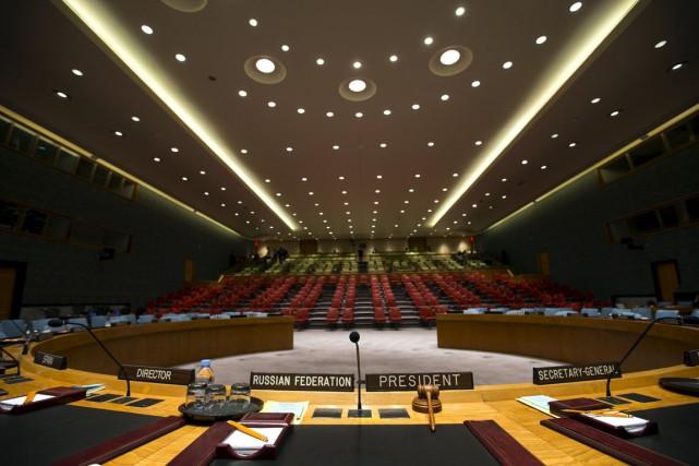 La Russie a proposé lundi au Conseil de... (Photo Mike Segar, archives Reuters)