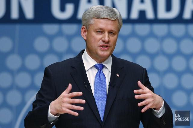 Stephen Harper doit soutenir avec davantage de vigueur... (La Presse Canadienne)