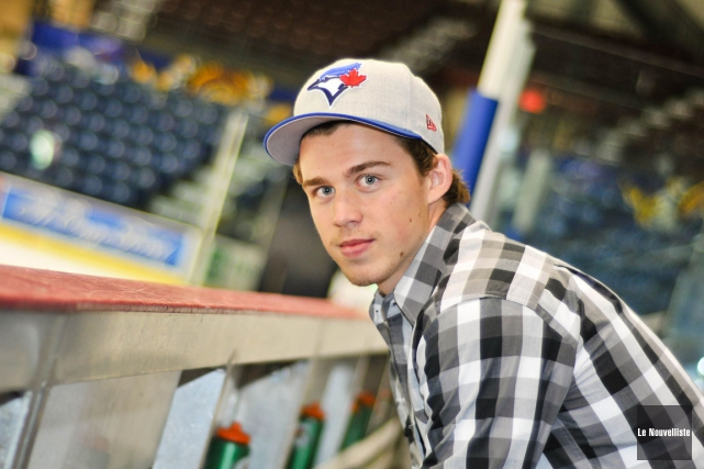 Anthony Beauvillier... (Photo: Émilie O'Connor, Le Nouvelliste)