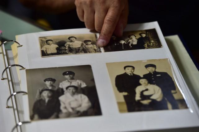 Des millions de personnes ont été séparées pendant... (PHOTO AFP)