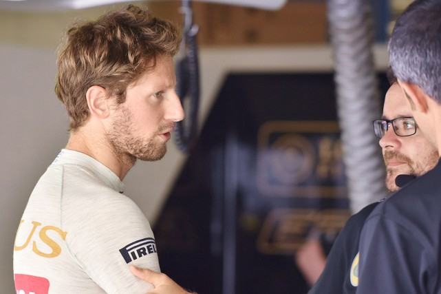 Sébastien Grosjean qui a passé les cinq dernières... (AFP, KAZUHIRO NOGI)