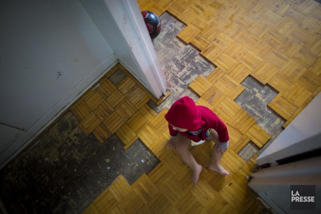 Chez les familles avec des enfants de 0... (PHOTO ANDRÉ PICHETTE, ARCHIVES LA PRESSE)
