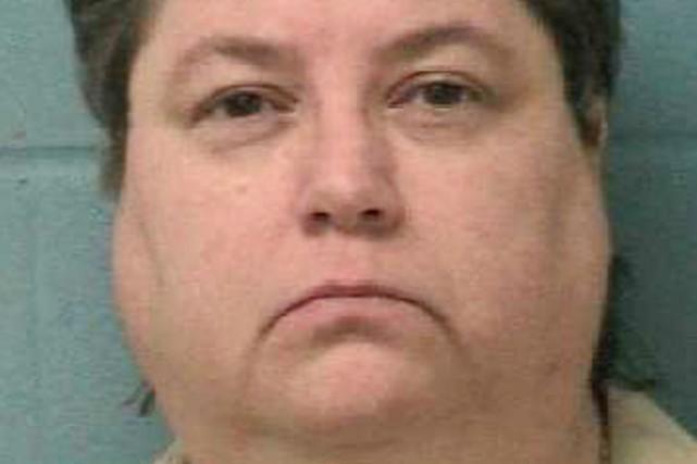 Kelly Gissendaner,47 ans, a reçu une injection létale.... (PHOTO REUTERS/DÉPARTEMENT CORRECTIONNEL DE LA GÉORGIE)