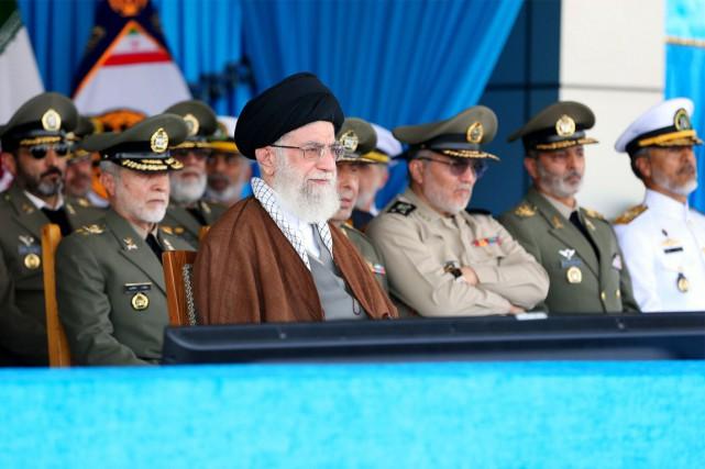 «Le gouvernement saoudien ne fait pas son devoir... (PHOTO AFP/KHAMENEI.IR)