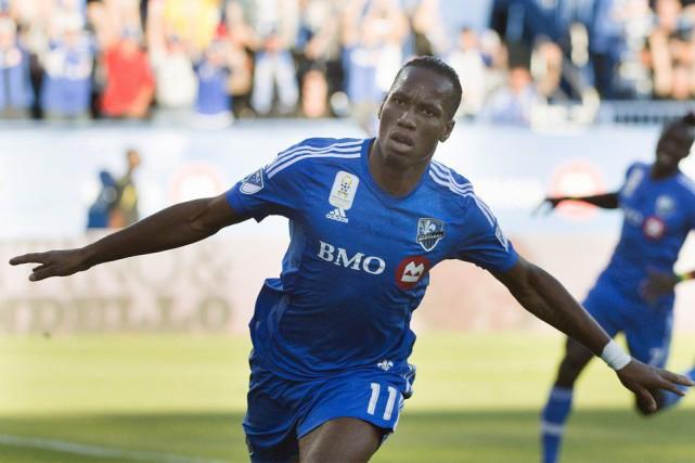 Didier Drogba.... (La Presse Canadienne, Graham Hughes)