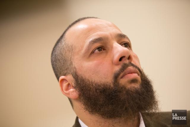 Adil Charkaoui a été arrêté en lien avec... (PHOTOIVANOH DEMERS, ARCHIVES LA PRESSE)
