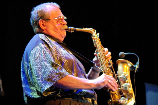 Phil Woods en 2007... (PHOTO FOURNIE PAR WIKIPÉDIA)