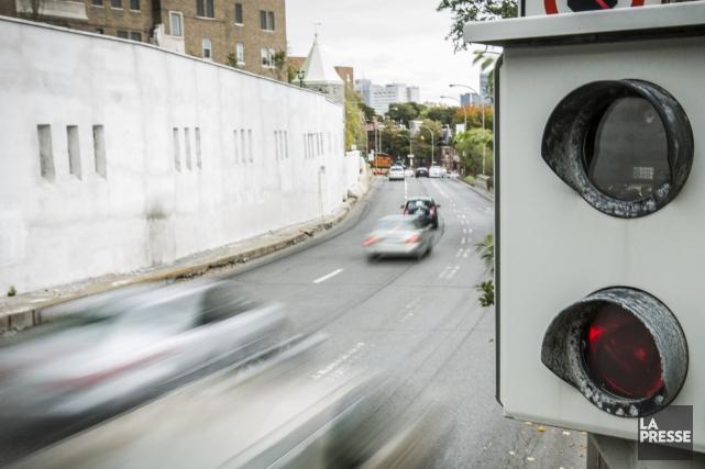 Sur le réseau patrouillé par la Sûreté du... (Photothèque La Presse)