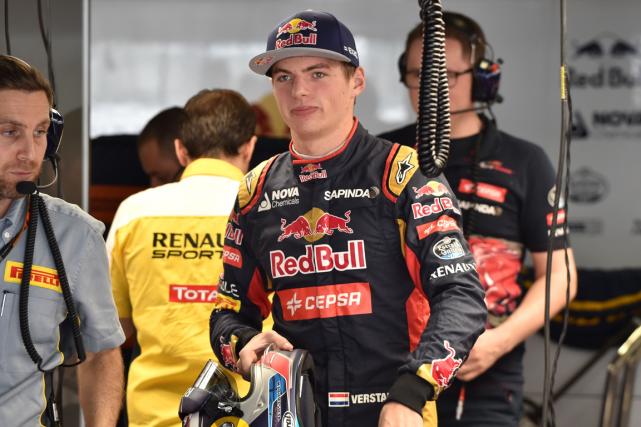Max Verstappen... (Photo Kazuhiro Nogi, AFP)